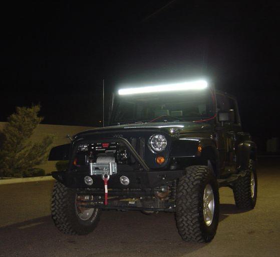 Rigid led lights suburban toppers rigid led lights aloadofball Gallery