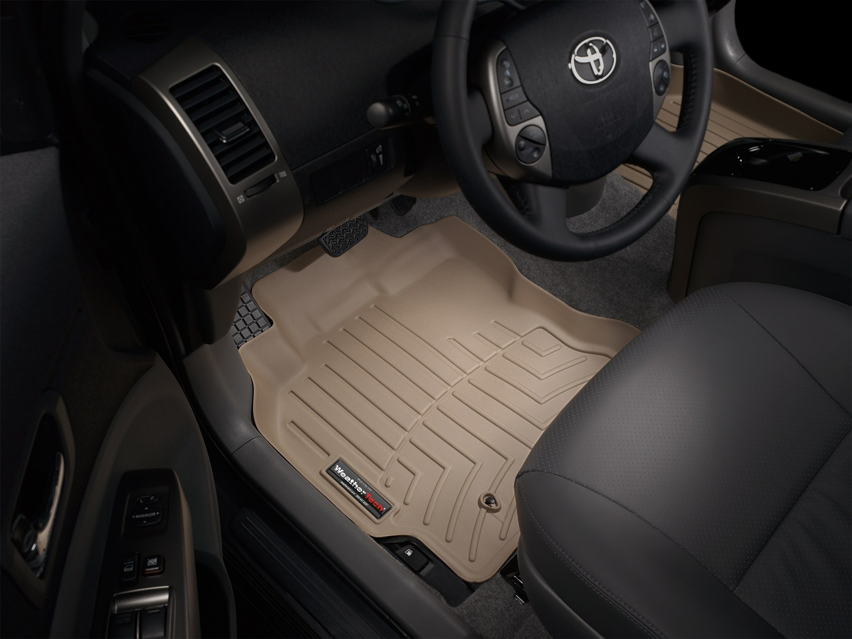 Weathertech Floor Liners Digital Fit Laser Cut