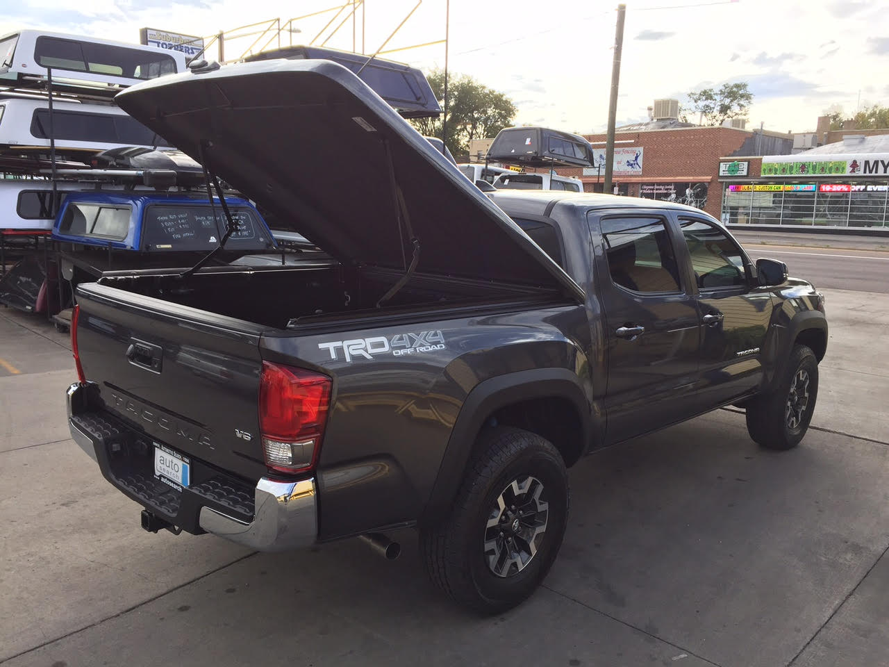 Colorado Springs Toyota >> 16-Tacoma-LSII - Suburban Toppers