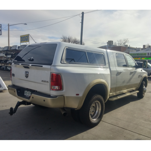 Dodge Ram Dually Are Z Series Camper Shell Denver