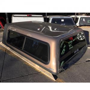 Overland truck canopy