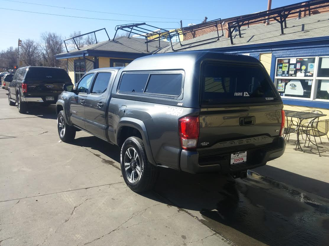 2016 Tacoma Are Mx Topper Suburban Toppers