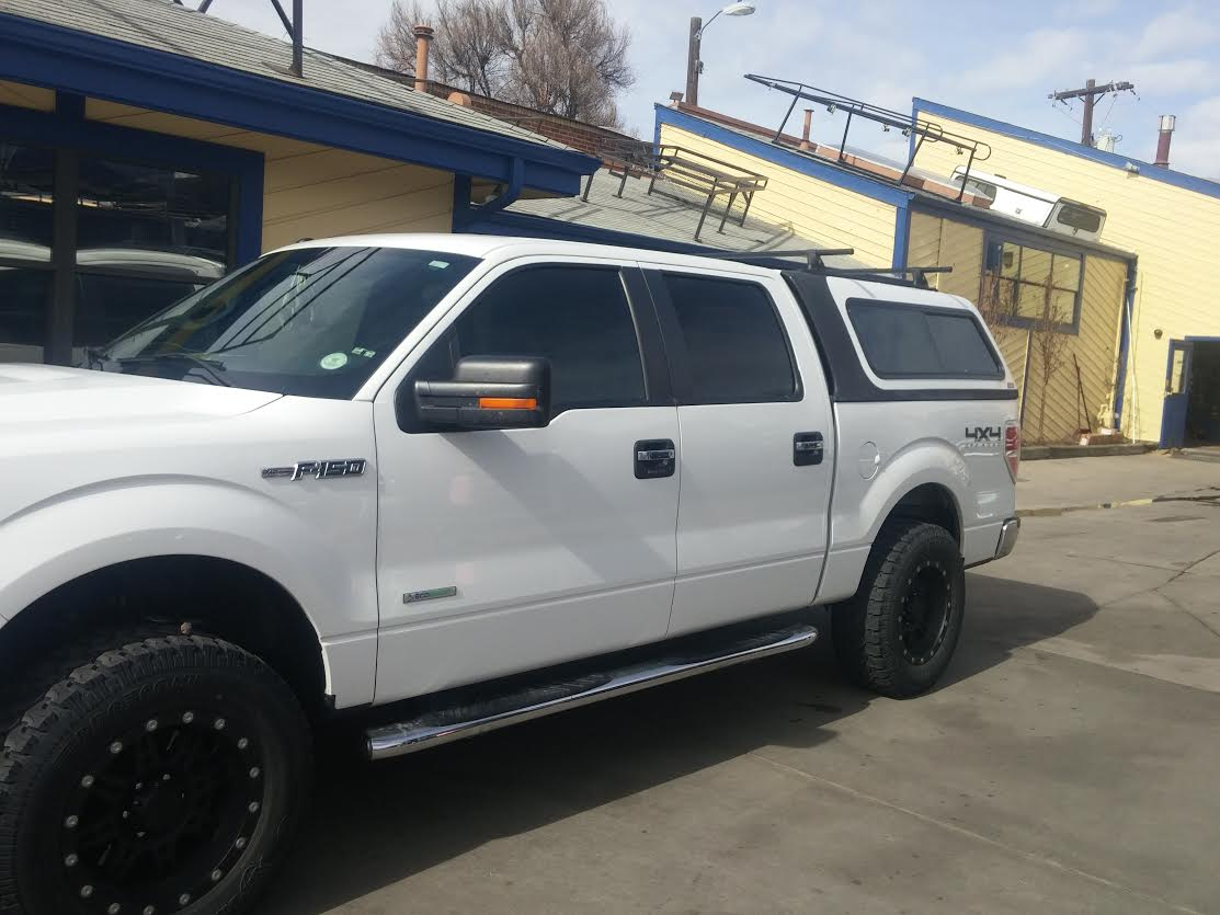 F 150 Overland Are Truck Topper Suburban Toppers