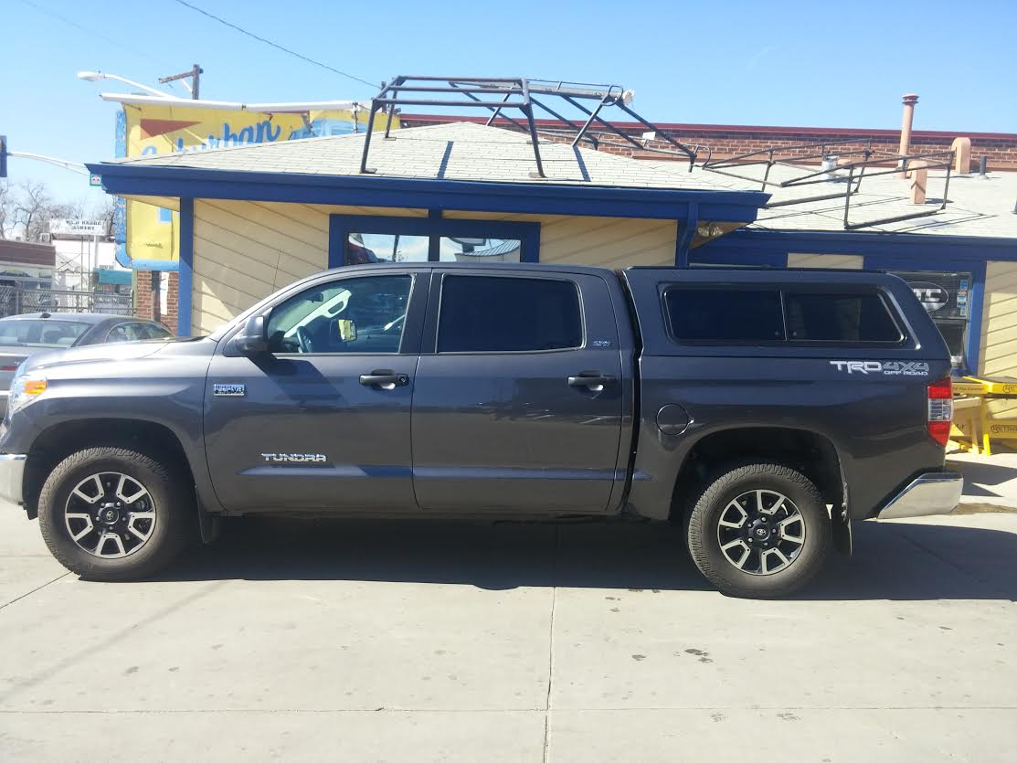 Tundra Cx Truck Topper Suburban Toppers