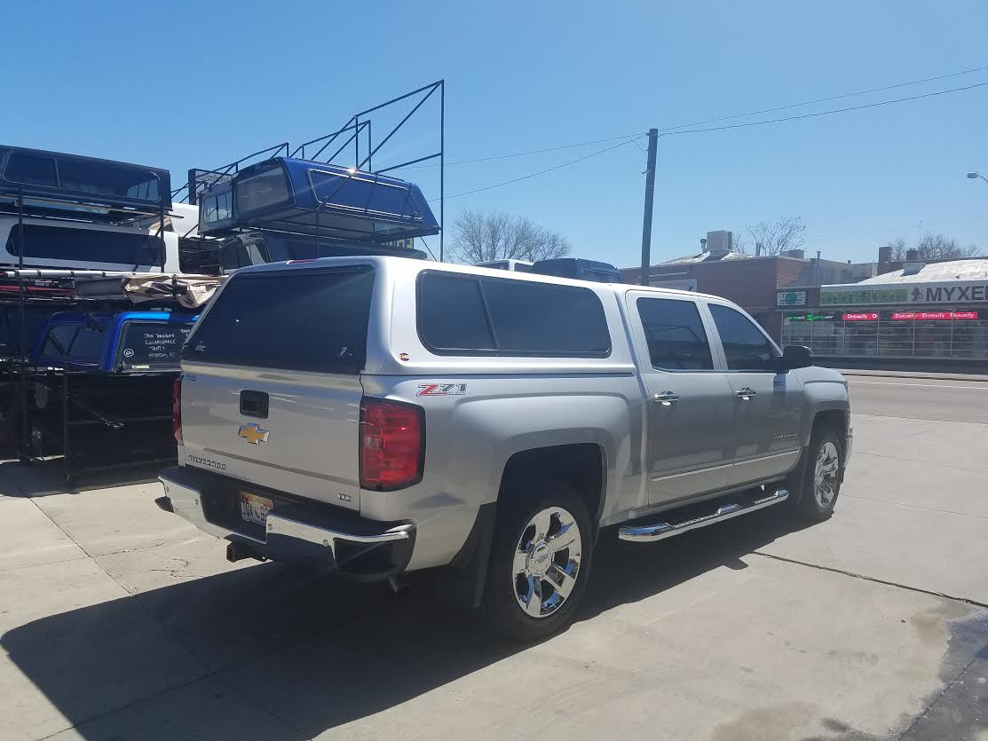 2016 Chevy Silverado Atc Ltd Colorado Suburban Toppers