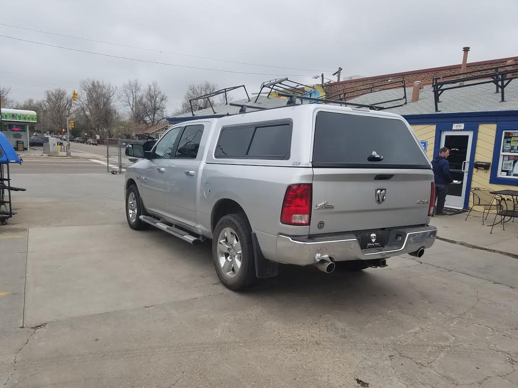 Colorado Springs Toyota >> Dodge-Ram-ARE-X-Series-Topper - Suburban Toppers