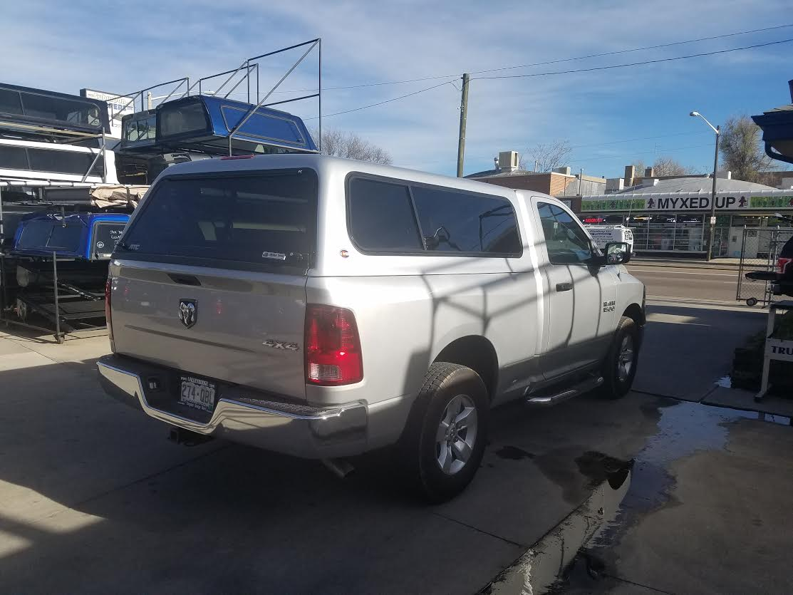 Ram Reg Cab Atc Ltd Colorado Suburban Toppers