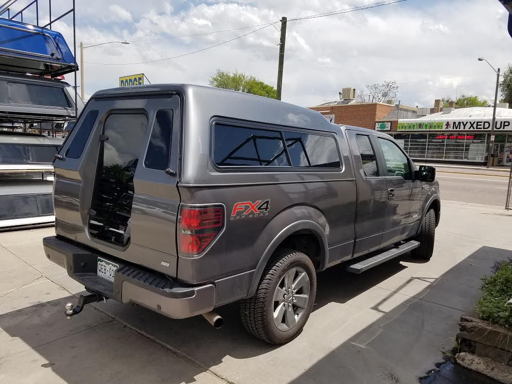 2003 F 150 Are Mx Series Full Door Suburban Toppers