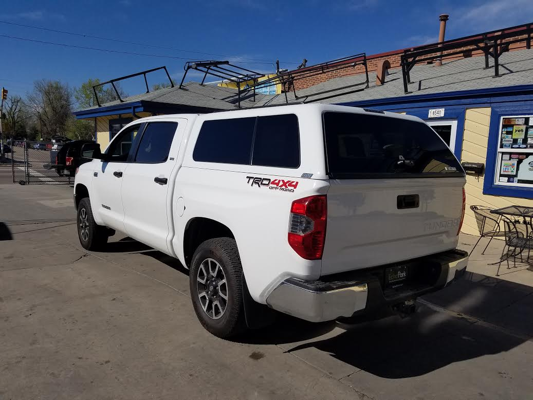 Colorado Springs Toyota >> 2016 Tundra, Z-Series, Frameless - Suburban Toppers