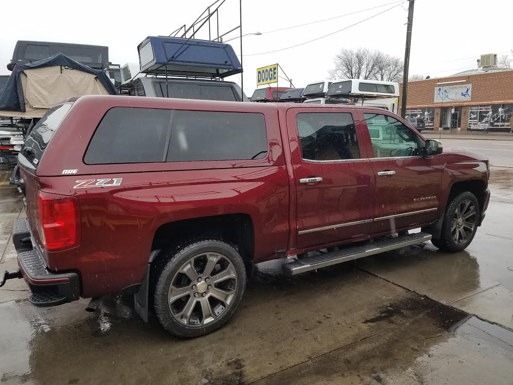 Truck Topper Shell 2015 Chevy Autos Post