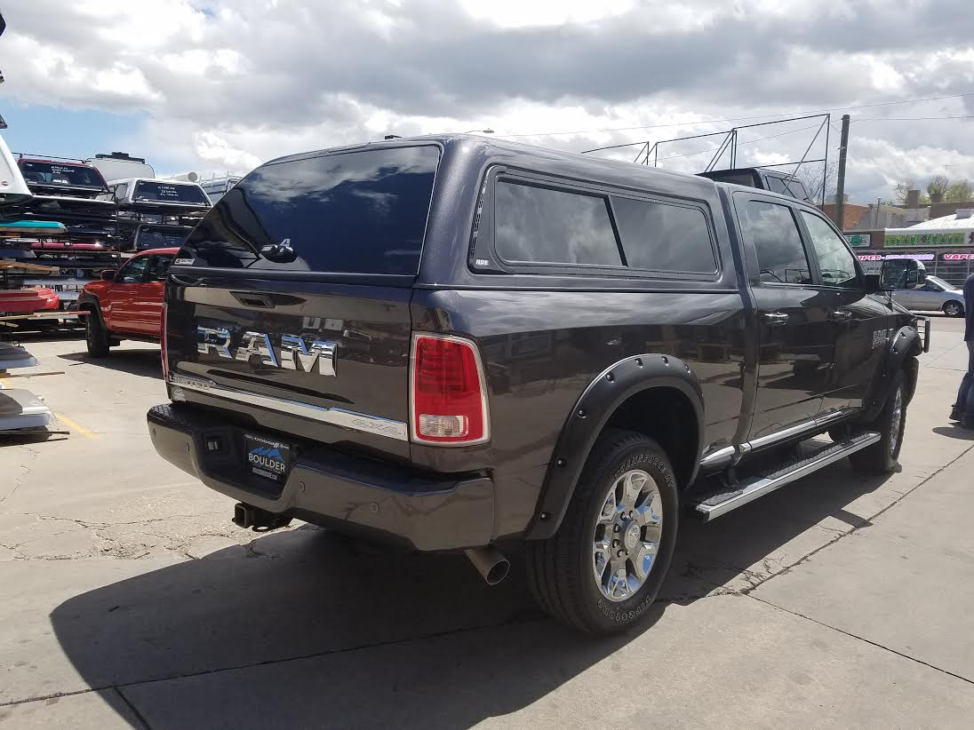 2016 Ram 2500 Are Z Series Sliders Suburban Toppers
