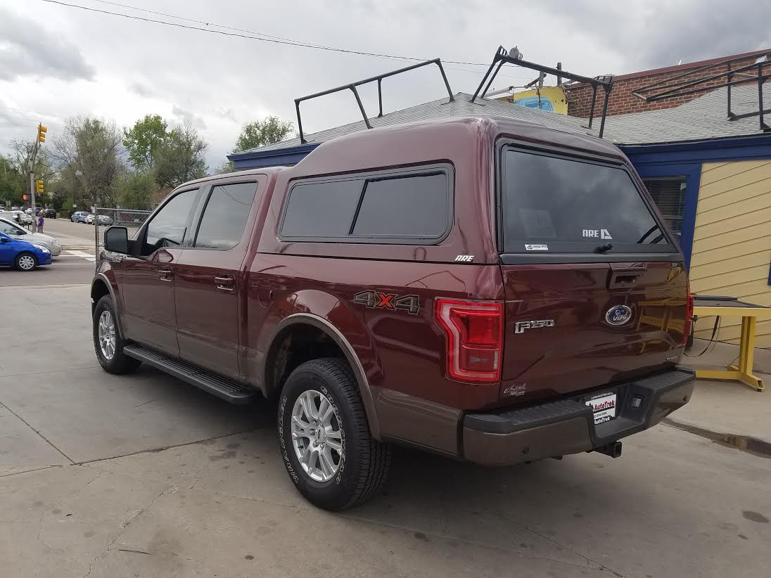 2016 F 150 Are Mx H7 Bronze Fire Suburban Toppers