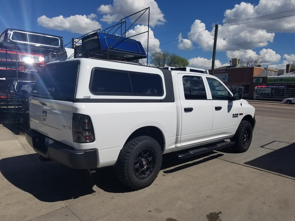 Dodge Ram 1500 Are Overland Edition Suburban Toppers