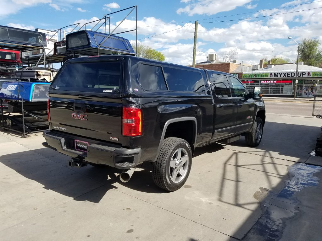 Toyota Of Lakewood >> GMC Sierra, ATC Colorado - Suburban Toppers