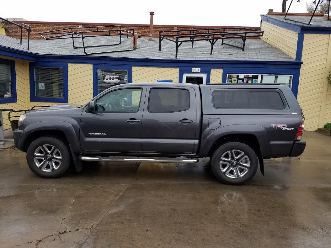 Colorado Springs Dodge >> 2013 Tacoma, ARE CX-Series - Suburban Toppers