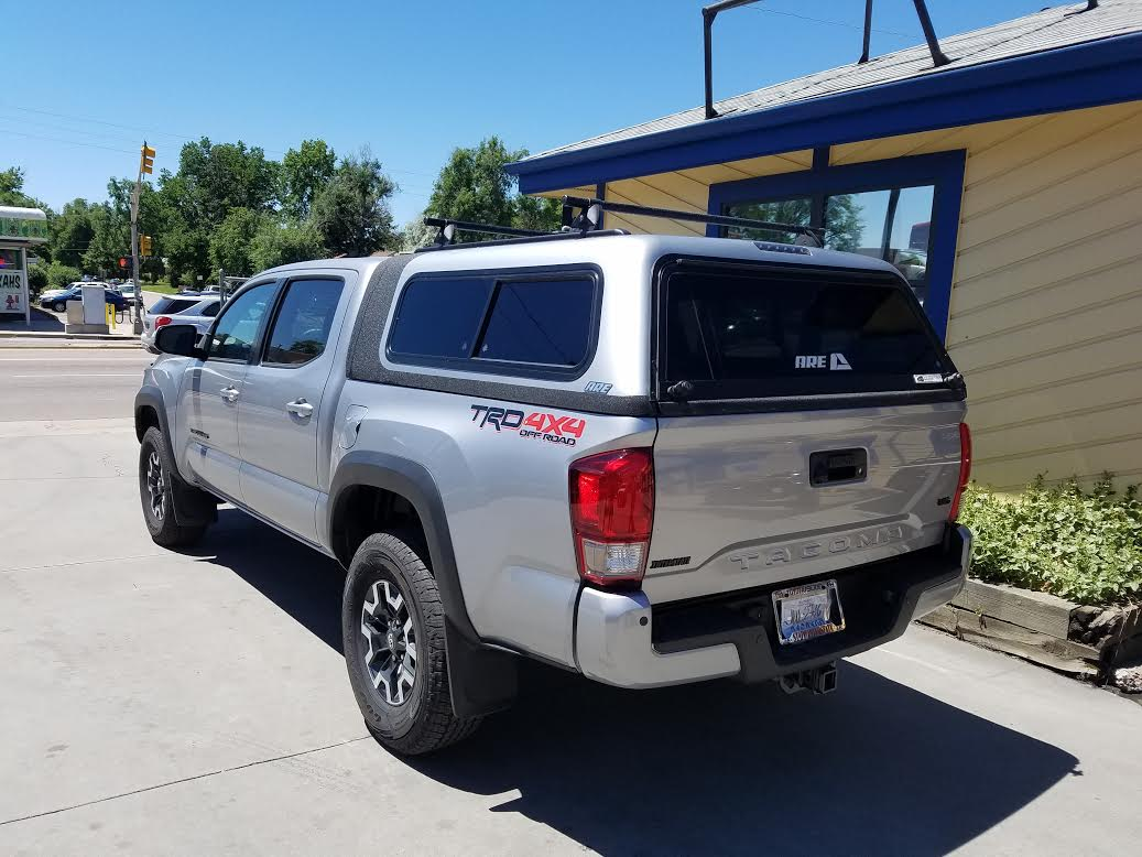 Toyota Of Lakewood >> 2016 Toyota Tacoma, ARE Overland Series - Suburban Toppers