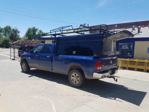Truck Rack Aluminum Ladder Dodge