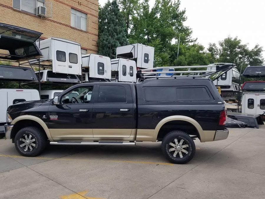 2012 Ram 2500 Are Mx Alurack Suburban Toppers