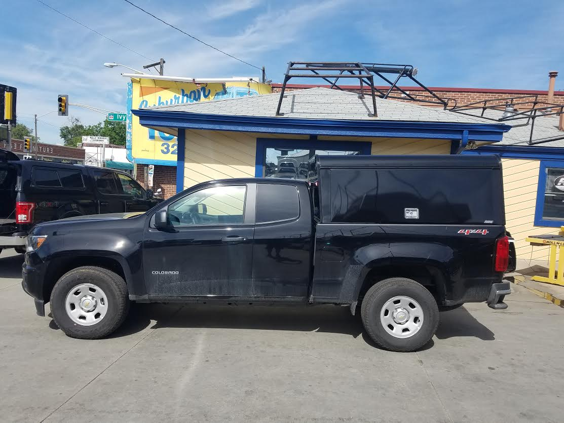 2013 Chevy Colorado Are 29 Quot Dcu Dbl Full Door Suburban