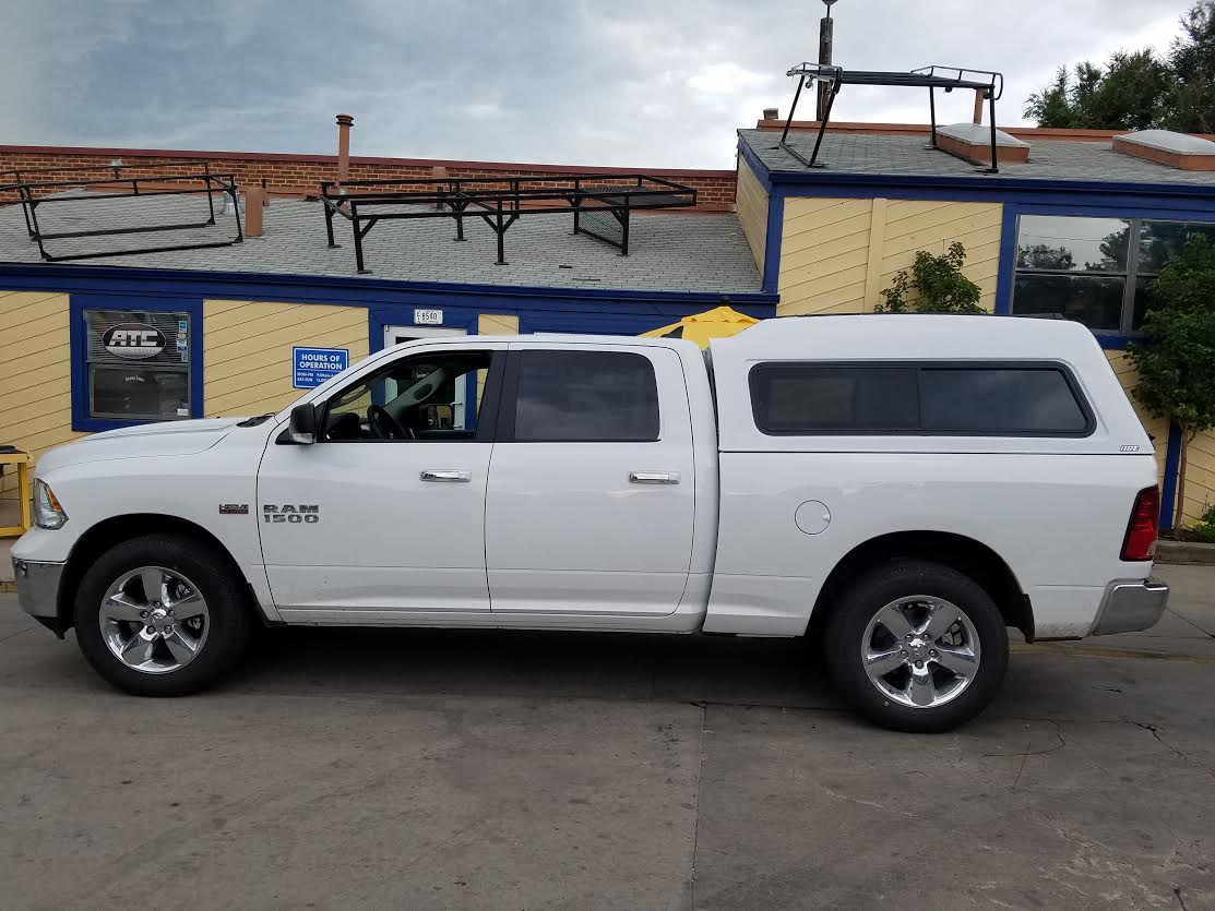 Colorado Springs Dodge >> 2015 Dodge Ram, ARE MX-Series - Suburban Toppers
