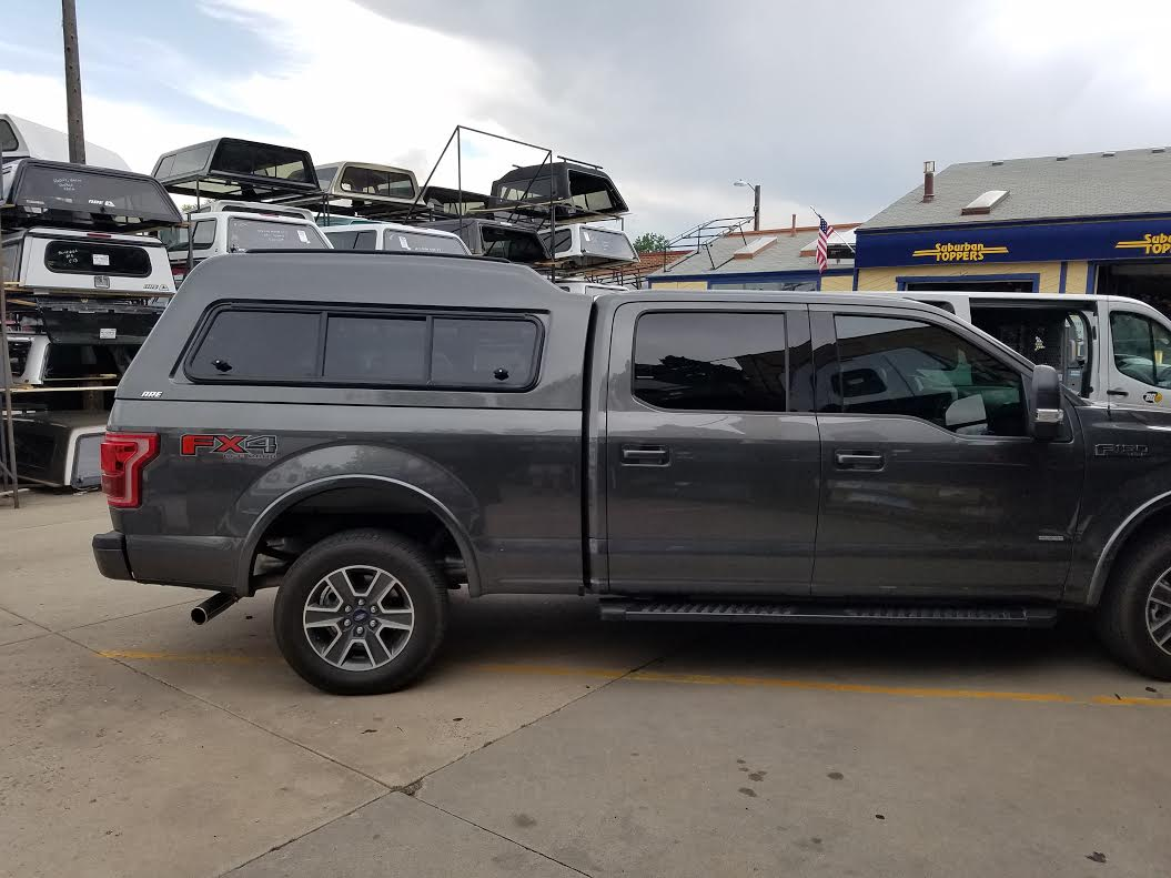Colorado Springs Toyota >> 2016 F150, ARE MX-Series, V Windoors - Suburban Toppers