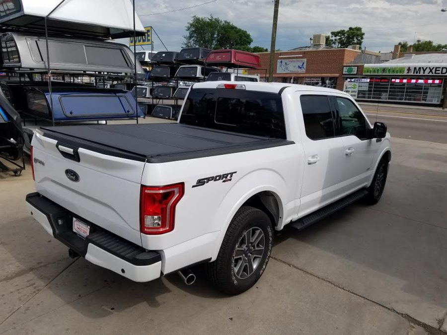 2016 F 150 Bakflip Mx4 Bed Cover Suburban Toppers