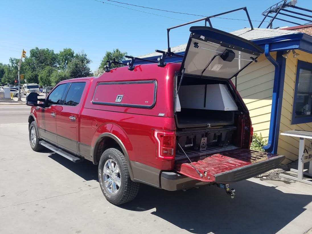 Toyota Of Lakewood >> 2016 F150, ARE MX Toolmaster, Decked, ATC Bedslide ...