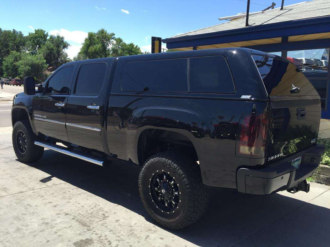 Colorado Springs Dodge >> 2013 GMC Sierra, ARE Z-Series - Suburban Toppers