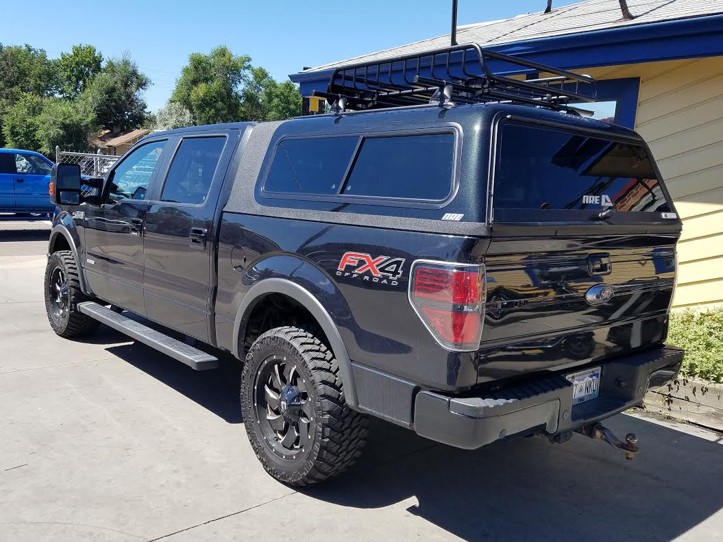 Build Your Own Ford F 150