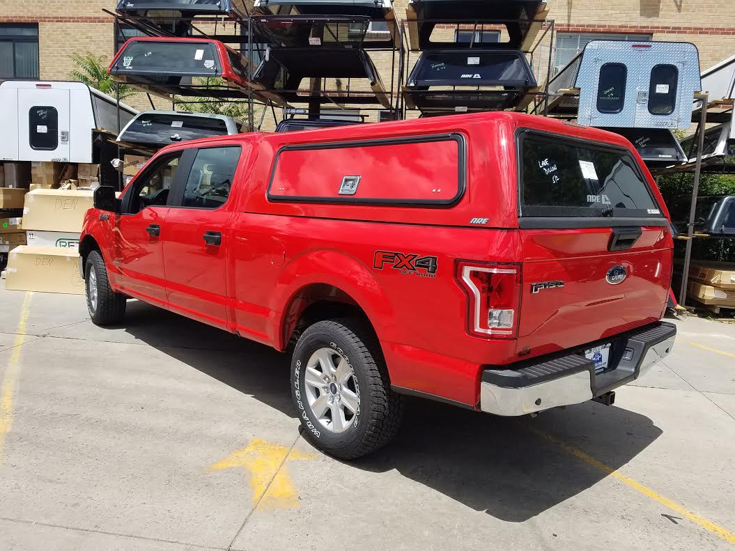 2016 f 150 are cx hd series lake dillon fire suburban toppers. Black Bedroom Furniture Sets. Home Design Ideas