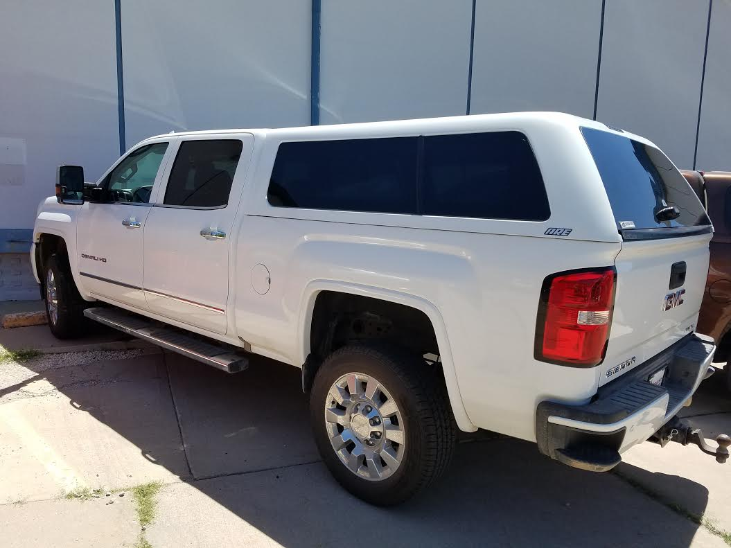 Colorado Springs Dodge >> 2016 GMC Denali HD, ARE Z-Series - Suburban Toppers