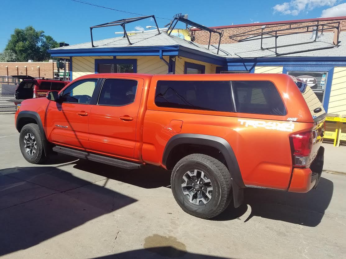 2016 Tacoma Inferno Are Z Series