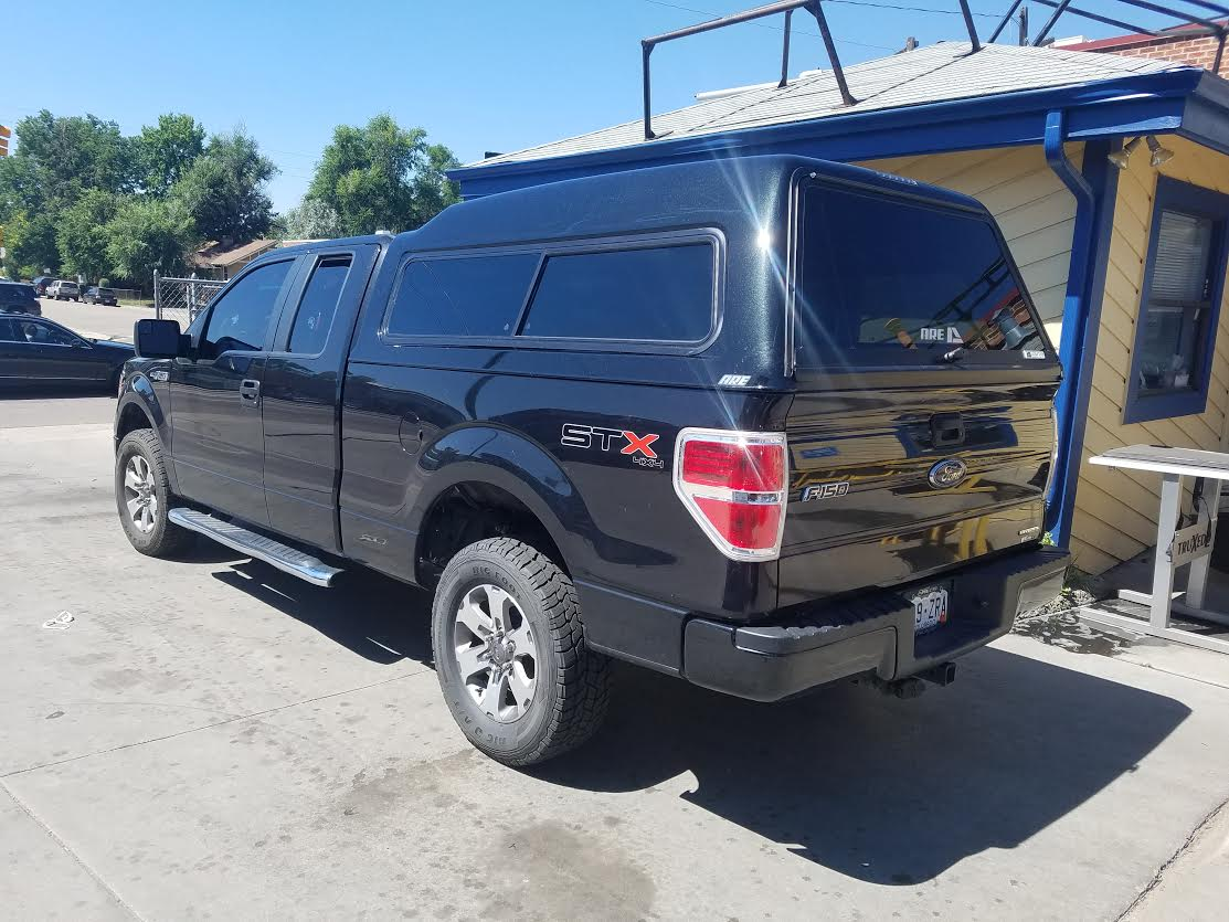 Ford F150 Are Mx Series Suburban Toppers