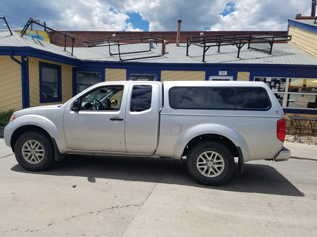 Colorado Springs Dodge >> Nissan Frontier, ATC Colorado - Suburban Toppers
