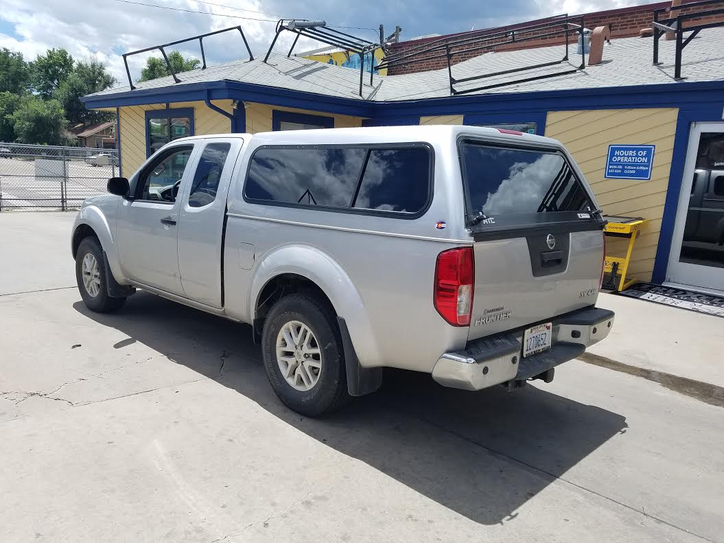 Colorado Springs Dodge >> Nissan Frontier, ATC Colorado - Suburban Toppers