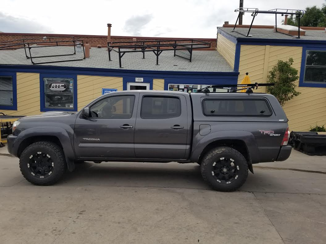2014 Tacoma Are Cx Series Windoor Suburban Toppers