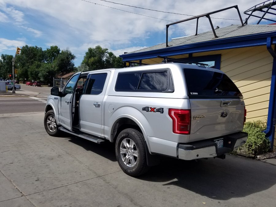 Ford F150 Camper Shell | 2017, 2018, 2019 Ford Price ...