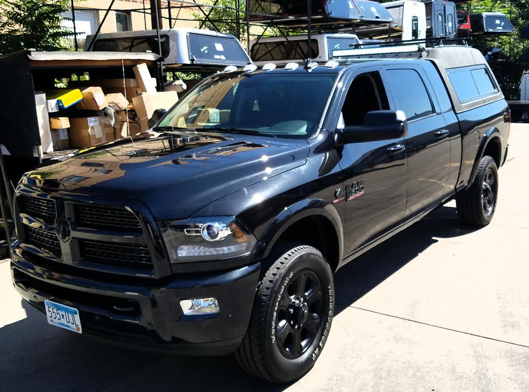 2016 Ram, ARE MX, OTR Finish, Rigid Light Bar - Suburban ...