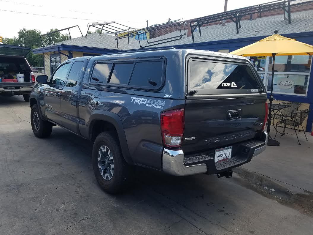 Camper Shells For A 2017 Toyota Tacoma 2017 2018 Cars
