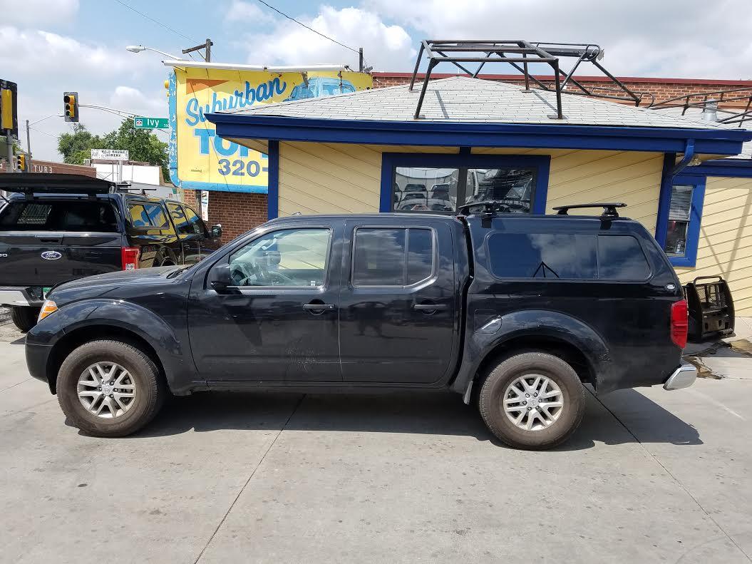 Nissan Frontier Atc Colorado Rhino Rack Suburban Toppers
