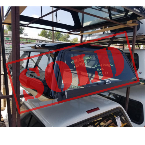 sold used topper denver