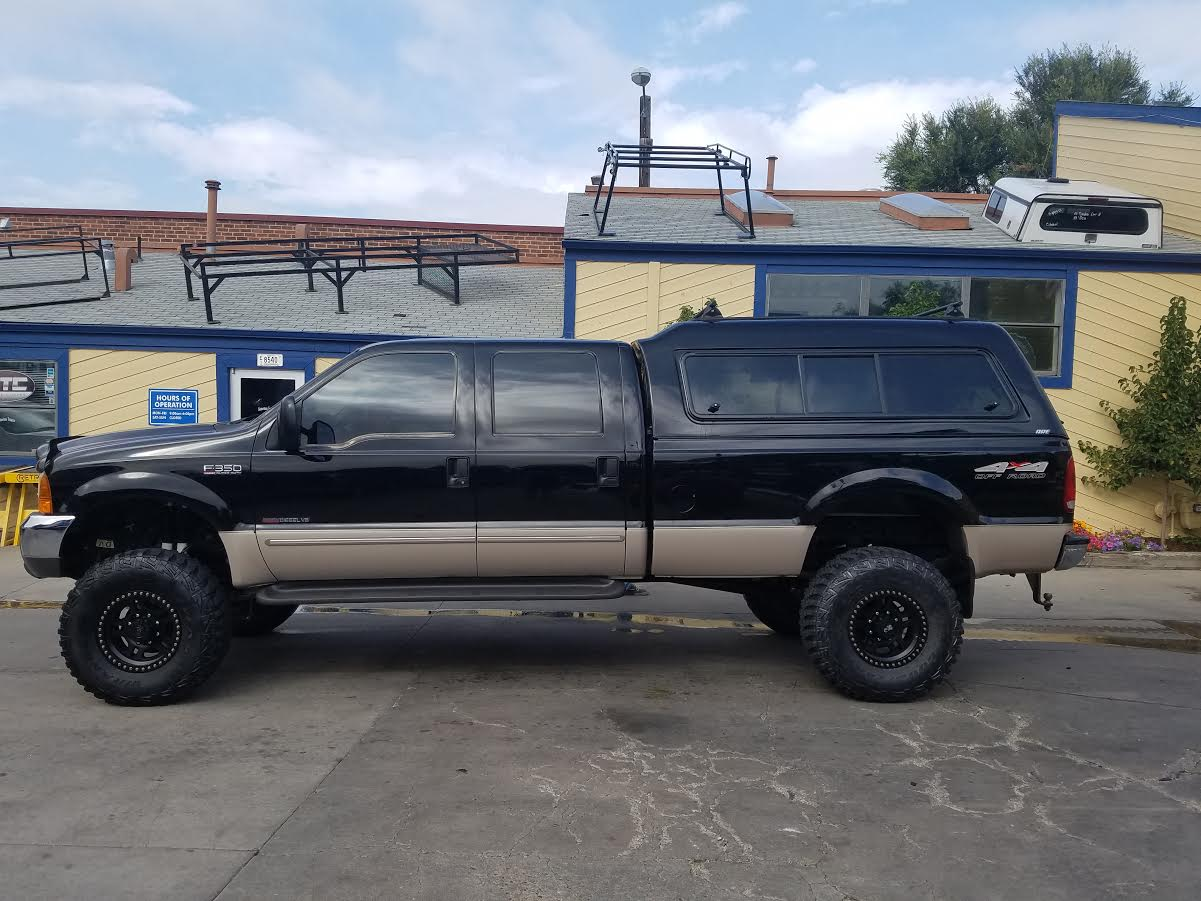 Colorado Springs Dodge >> 2006 Superduty, ARE MX-Series, Outdoorsman - Suburban Toppers