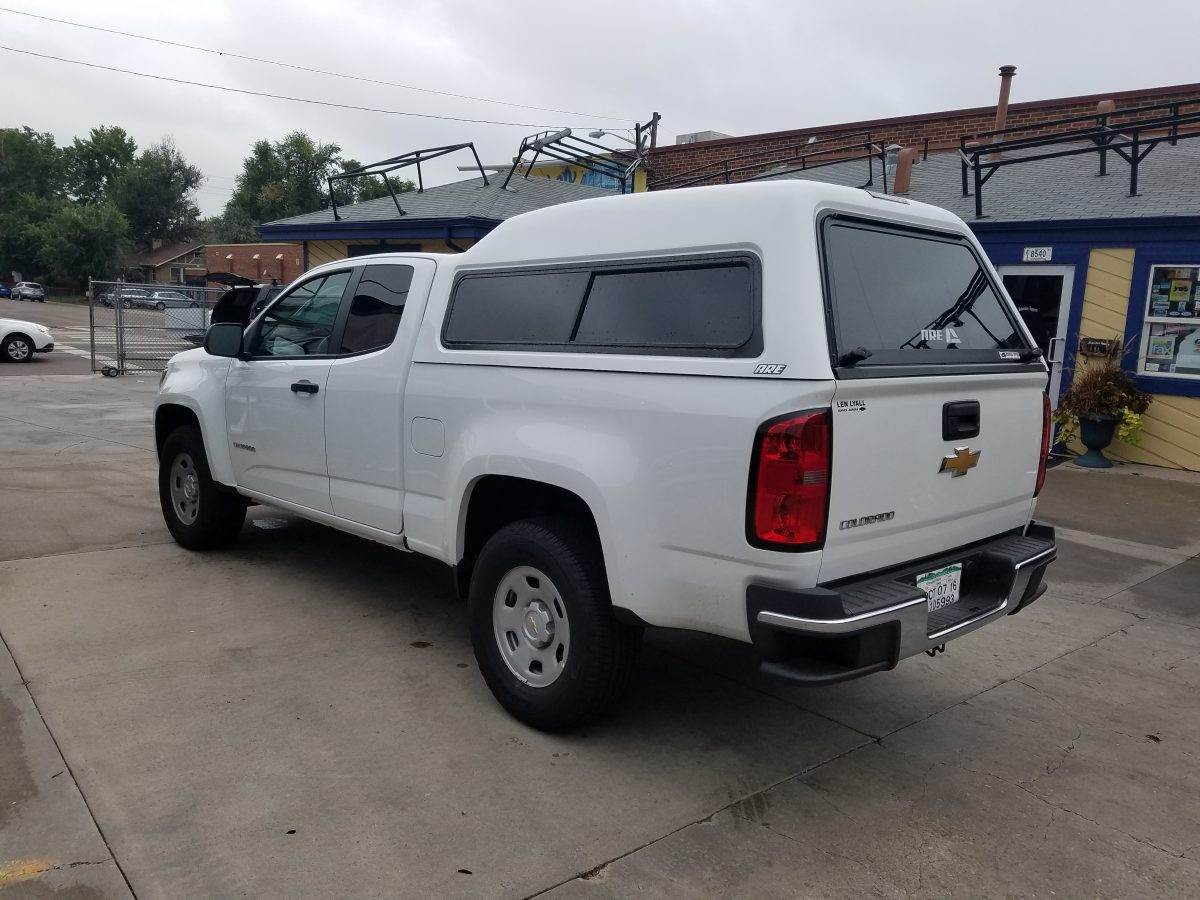Chevy Colorado Truck Bed Topper Autos Post