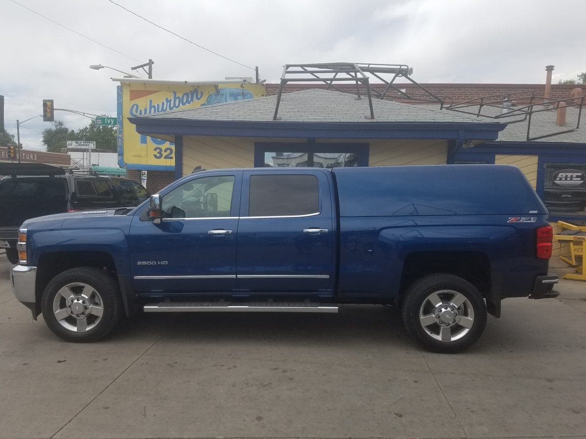 Used Dodge Dakota >> Used Camper Shells For Chevy Silverado | Autos Post