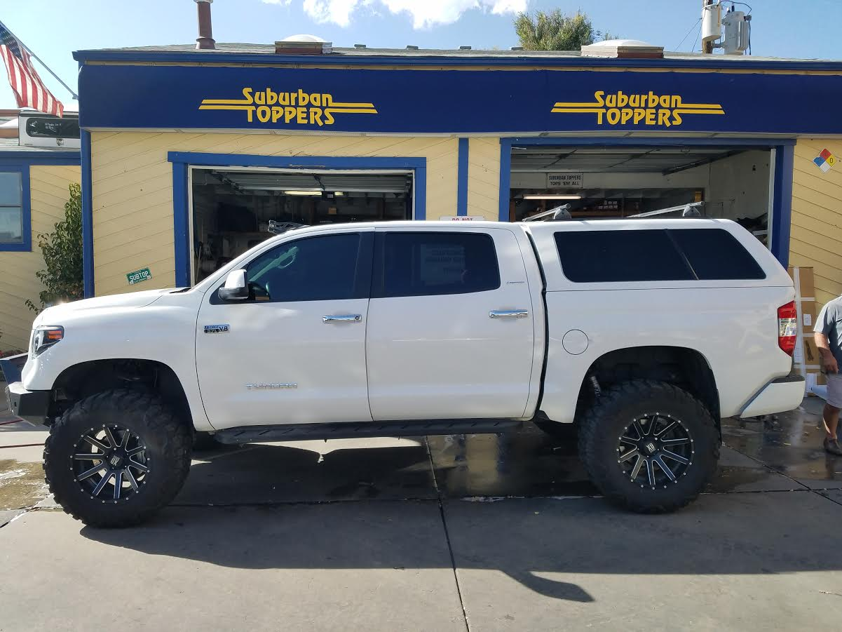 Colorado Springs Toyota >> 2015 Tundra, ARE Z-Series, Light Bar - Suburban Toppers
