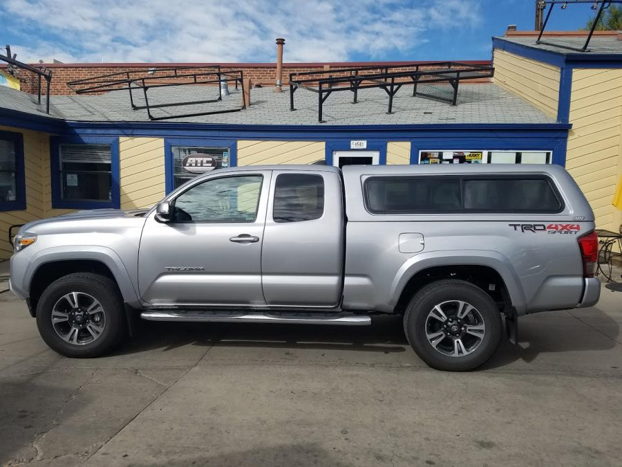 2016 Toyota Tacoma Are Cx Series Suburban Toppers