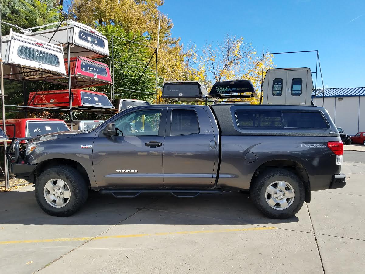 2016 Tundra Dbl Cab Are Overland Suburban Toppers