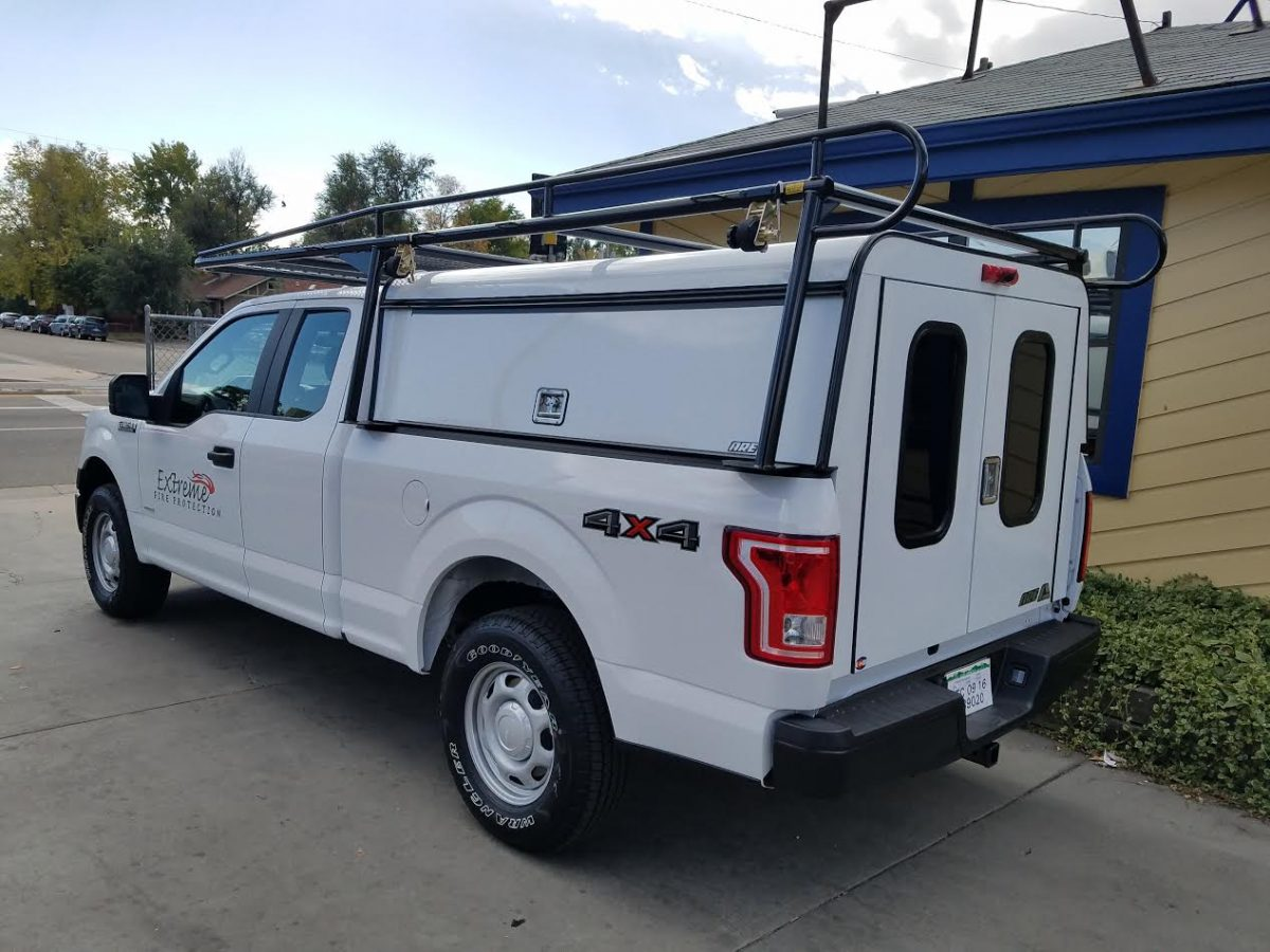 Ford F 150 Ladder Rack >> 2016 F-150, ARE DCU, ColminnX Ladder Rack - Suburban Toppers