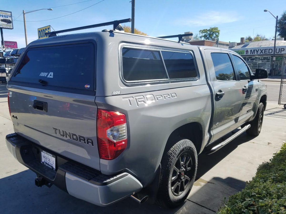 Toyota Of Lakewood >> 2017 Tundra, 1H5 Cement, ARE CX-Series - Suburban Toppers