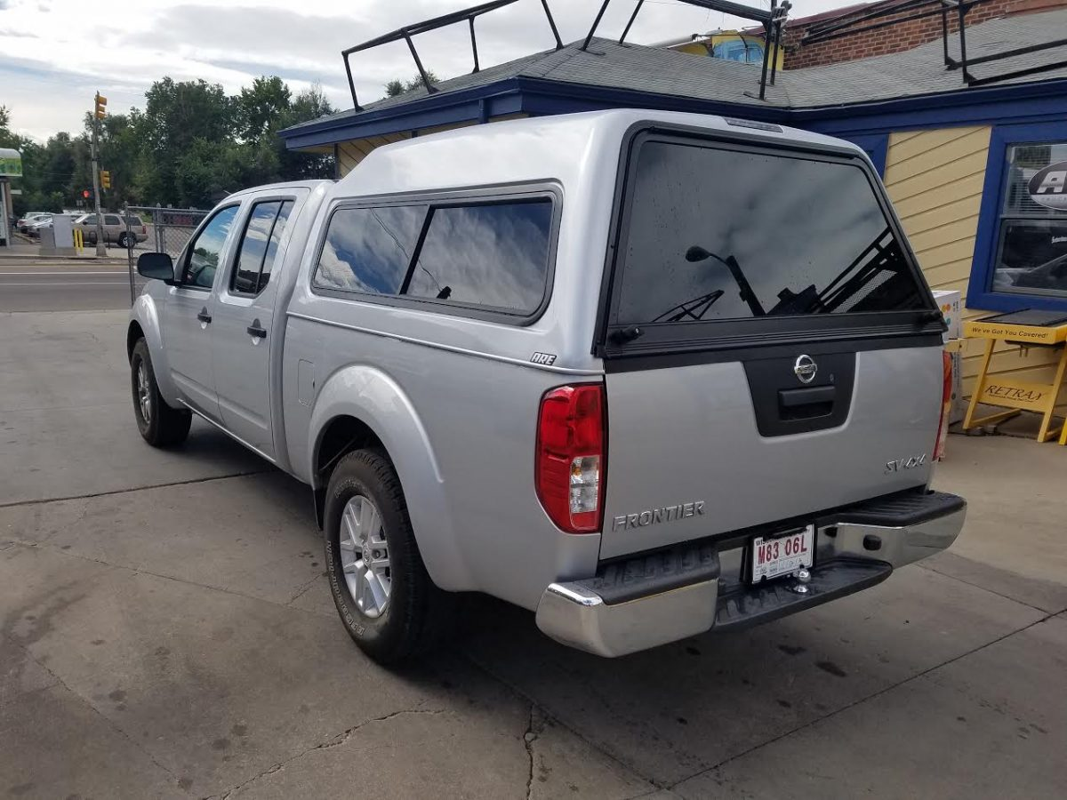 2015 Nissan Frontier Are Mx Series Suburban Toppers